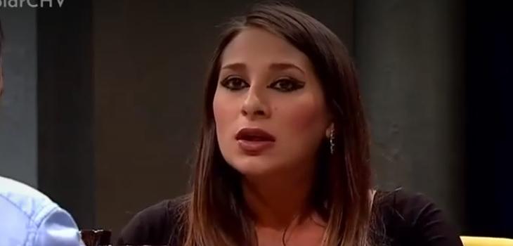 Perla relata el último encuentro con Cangri