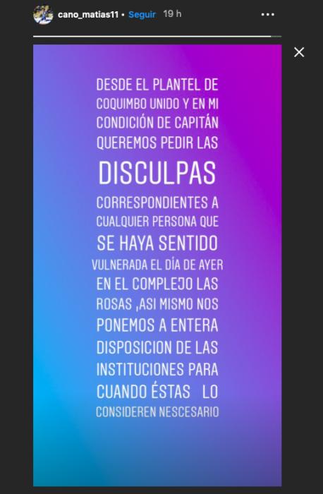 Matías Cano | Instagram