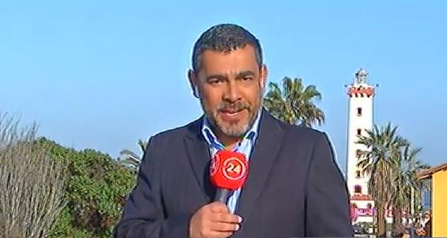 Carlos López se emocionó en Muy Buenos Días