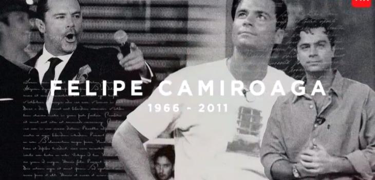 TVN recordó a Felipe Camiroaga y redes sociales se encendieron