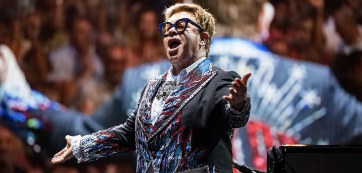 Elton John defiende a los duques de sussex