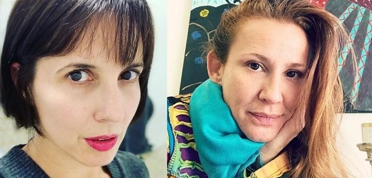 Instagram | Luz Valdivieso Sigrid Alegría