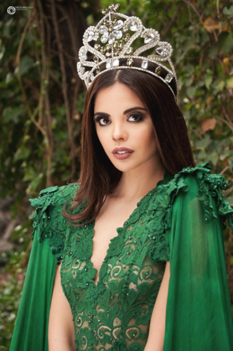 Ganadora de Miss Earth Chile