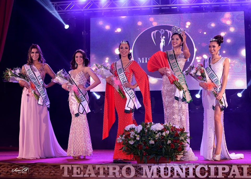 Miss Earth Chile