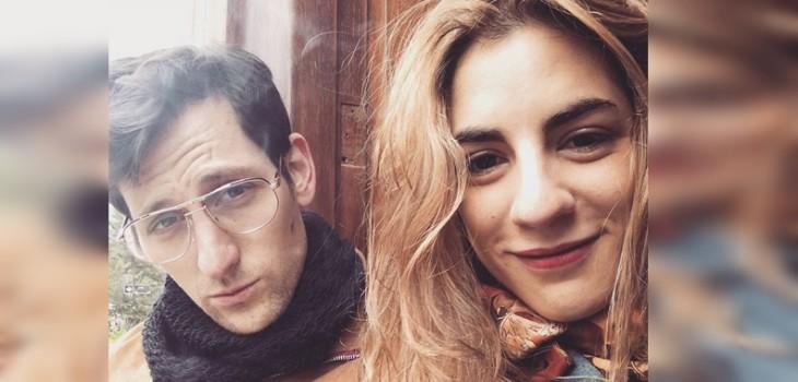 Carmen Zabala deslumbró junto a su esposo en avant premiere de