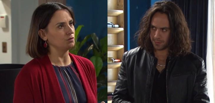 Eliana puso jaque a Marco con cruel plan en Verdades Ocultas que afecta a Tomasito