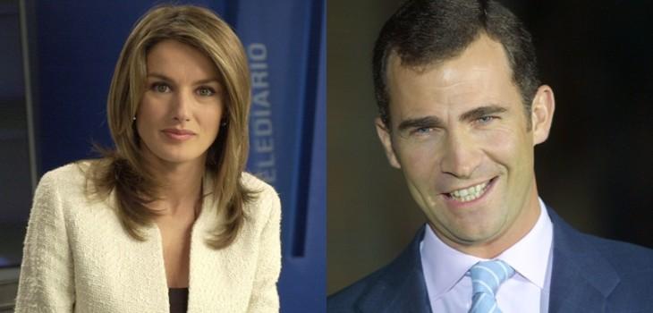 Excompañera de Letizia en TVE reveló cómo cambió durante su noviazgo con Felipe