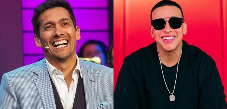 Rafael Araneda fue al gimnasio en Miami y se encontró con Daddy Yankee: publicó video en Instagram