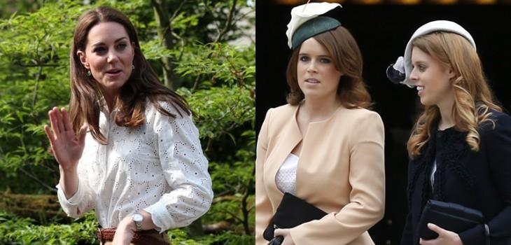¿Por que las primas de William no querían a Kate Middleton cuando se casaron?