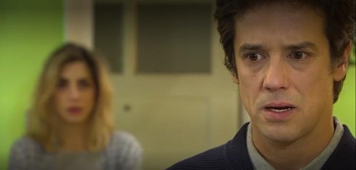 Agustina llegó a Chile y le contó la verdad a Tomás: su hijo está vivo