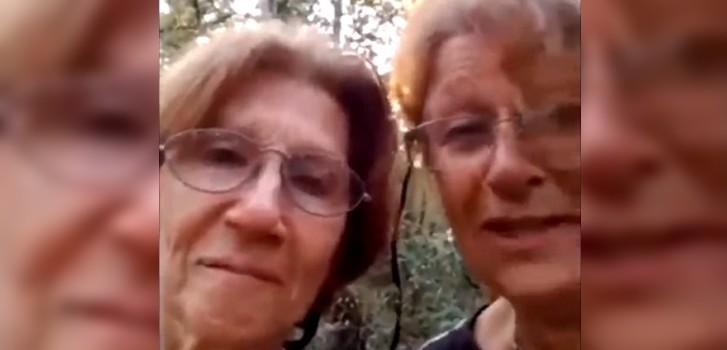 Hermanas se vuelven viral tras enviar mensaje para ser rescatas: se perdieron en la selva
