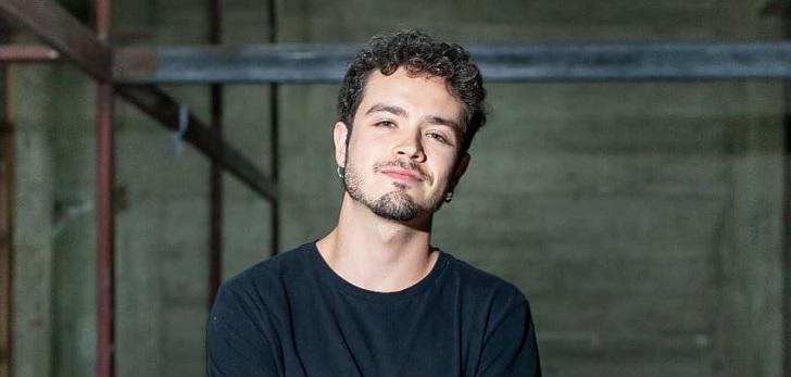 La desconocida faceta de actor de 'Pacto de Sangre': realizó homenaje a Gustavo Cerati