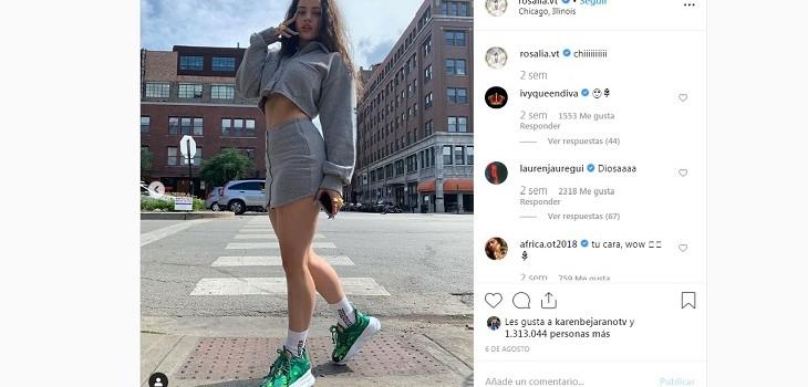 Rosalía | Instagram