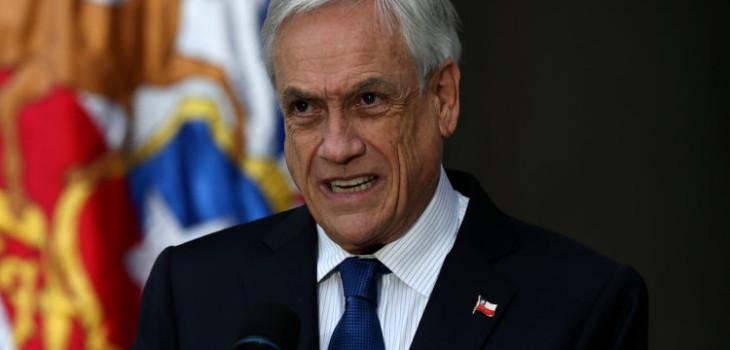 Piñera es categórico con proyecto que reduce jornada laboral