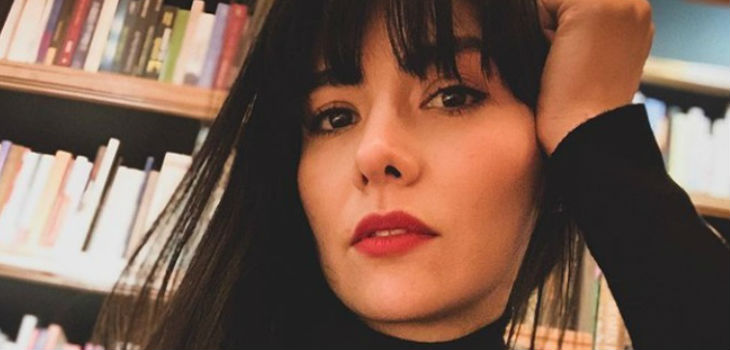 Actriz chilena se luce en teleserie brasileña