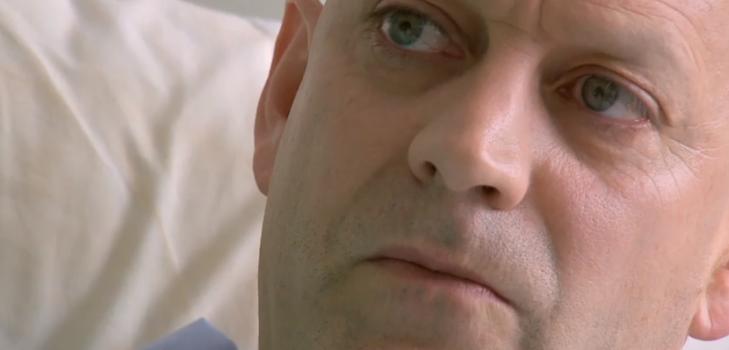 'Caco' recibió terrible noticia en 'Amar a Morir' y quedó devastado