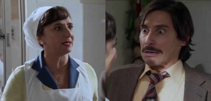 El divertido diálogo en Amor a la Catalán entre Primitivo y Betsy que sacó risas en redes