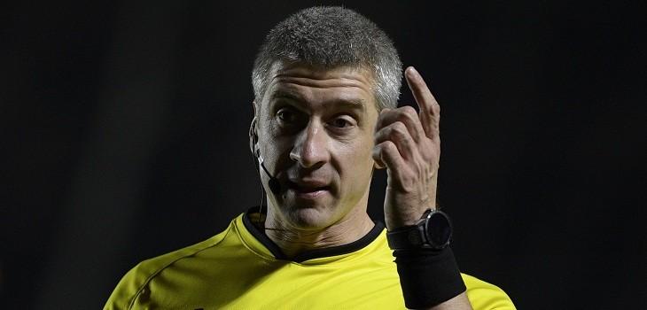 arbitro brasileño anderson daronco