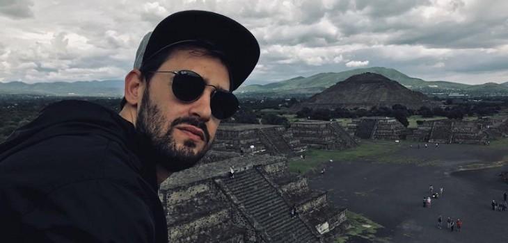 Ariel Levy sorprende con acento mexicano