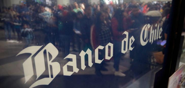 Banco de Chile cerrará sucursales