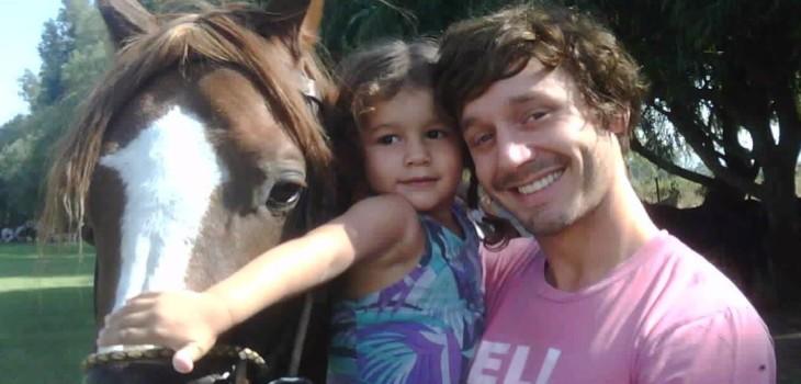 Benja Vicuña recibió regalo inesperado sobre su hija Blanca