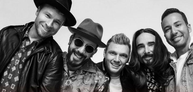 Backstreet Boys vuelve a Chile