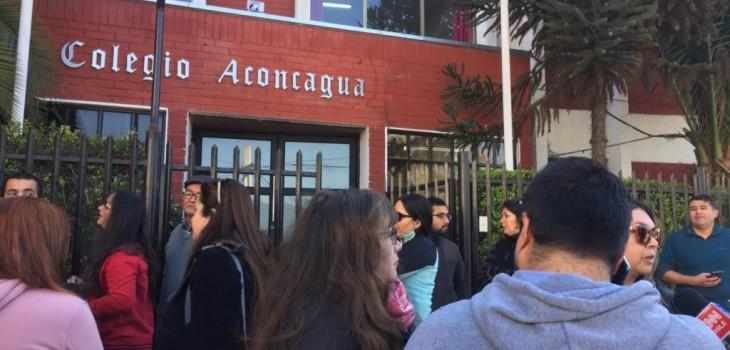 Joven que amenazó con tiroteo en colegio de Quilpué se entregó a la policia