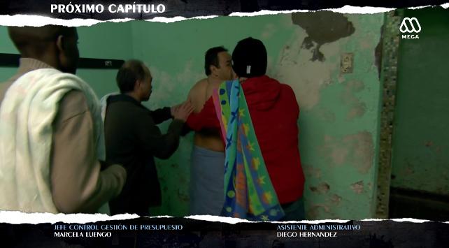 """Crudo avance de """"Juegos de Poder"""" dejó entrever nueva agresión a Matías en la cárcel: lo violarían"""