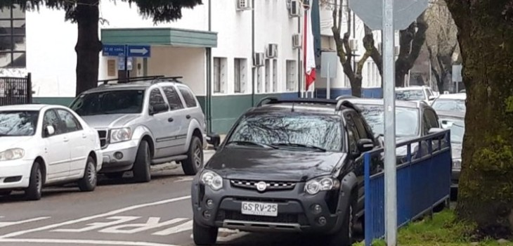 Desactivan bomba en Chillán previo a la llegada de presidente Piñera