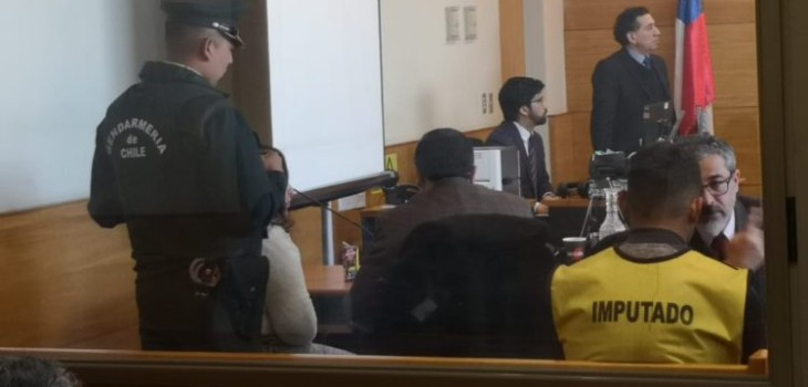 Declaran culpable a hombre que, junto a su polola, mató y descuartizó a su hermana en Puente Alto