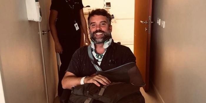 Médico que protagonizó accidente con Diego Muñoz será formalizado