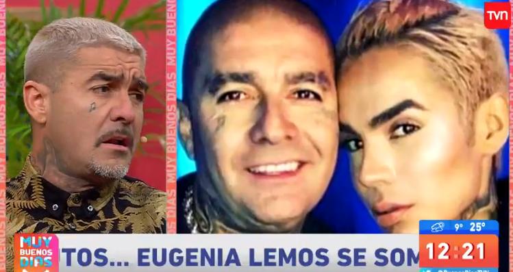 Leo Méndez se refirió a los polémicos dichos de su hijo
