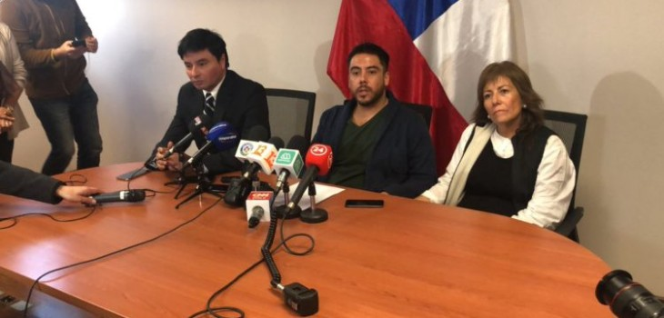 Fernando Candia regresa al país