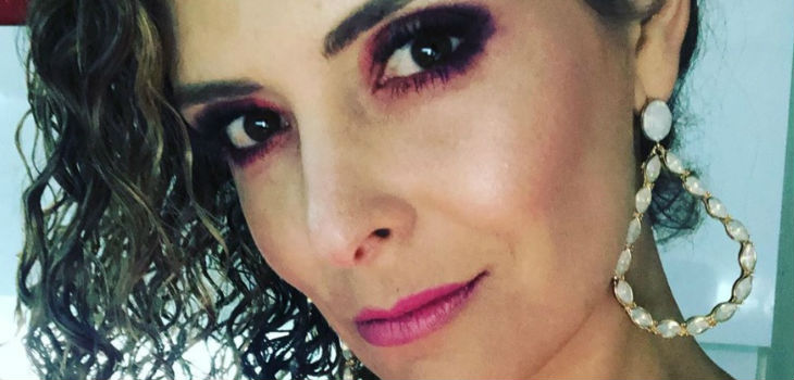 Fernanda Braz preocupada por nódulo cancerígeno