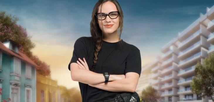 Luciana Echeverría dio detalles de su entretenido personaje en Gemelas: