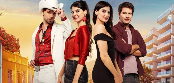 7 actores debutaron en Chilevisión gracias al estreno de 'Gemelas'