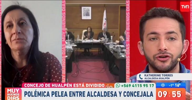 hugo valencia emplaza a alcaldesa de hualpen
