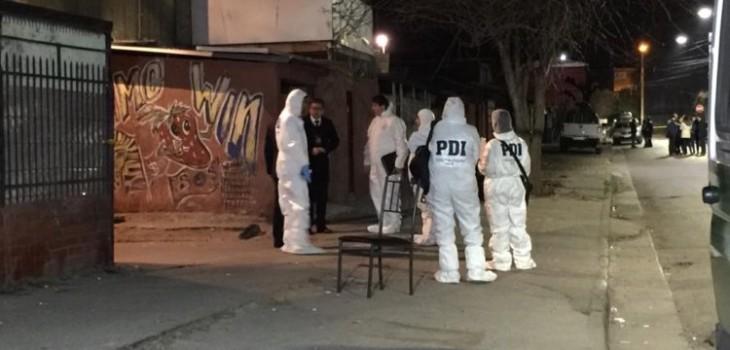 Identifican a los cinco muertos en Puente Alto: tirador realizó alrededor de 70 disparos
