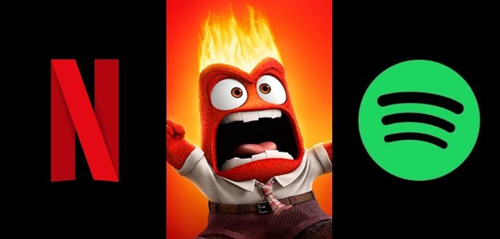 Aprueban IVA para servicios digitales como Netflix y Spotify: en redes reaccionaron furiosos