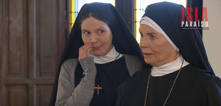 Consuelo Holzapfel debutó en 'Isla Paraíso' con rol que la une a su hija Maira Bodenhöfer