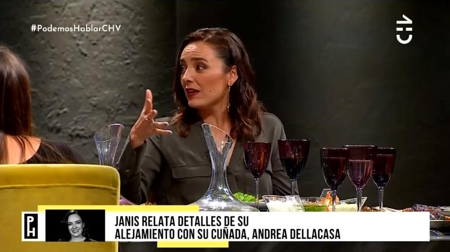 Podemos Hablar: Janis Pope contó cómo es su actual relación con Andrea Dellacasa