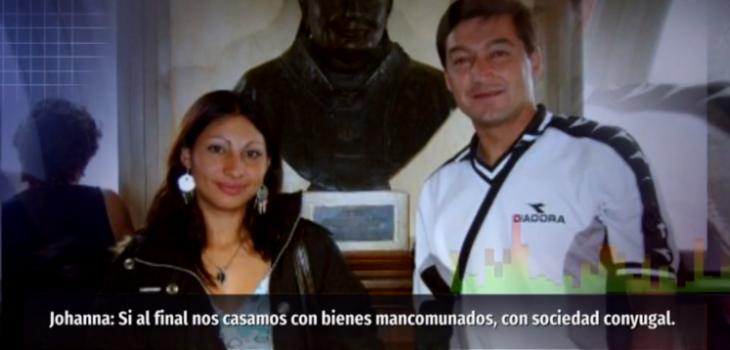 familia reveló inédito llamado de Johanna Hernández