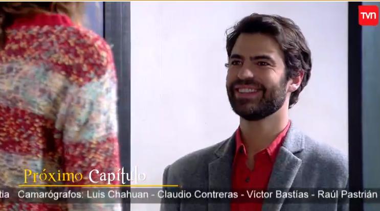 Jorge Arecheta debutó en 'Amar a Morir'
