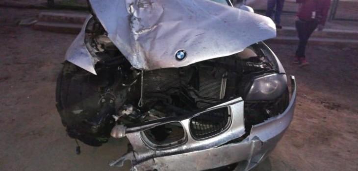 Futbolista de Deportes La Serena protagoniza accidente en estado de ebriedad