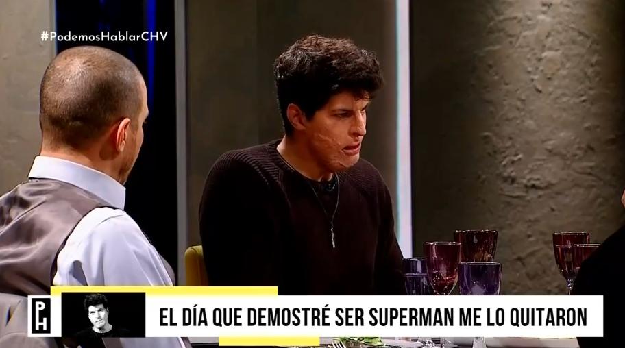 rescatista se fue en picada contra Ignacio Lastra tras declaraciones en Podemos hablar