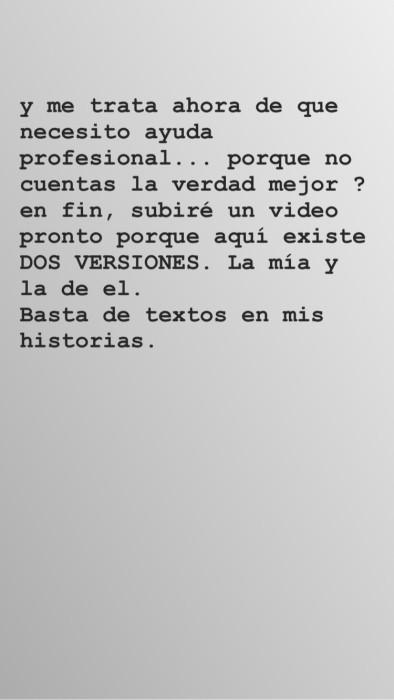 La amenaza de Leo Méndez Jr. tras las palabras de su papá: