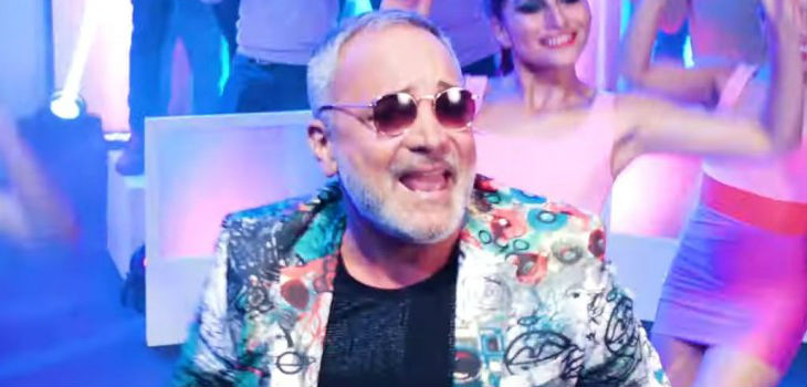 Lucho Jara hizo bailar al Mago Valdivia