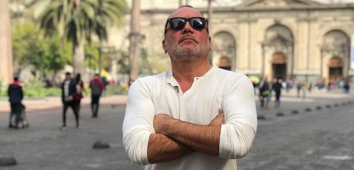 Luis Jara y opinión sobre estatua de cera