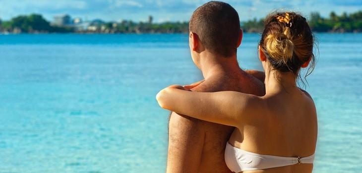 mujer se entera de infidelidad en luna de miel