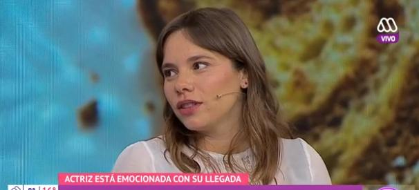 La decisión de María Gracia Omegna sobre su embarazo